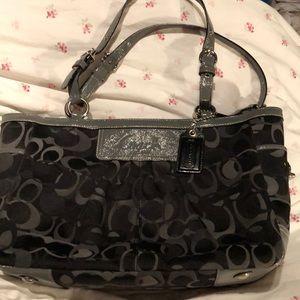 Coach bag purse handbag